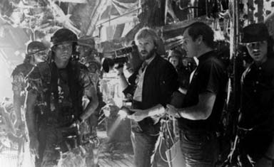 Aliens James Cameron On Set Repertory Cinema