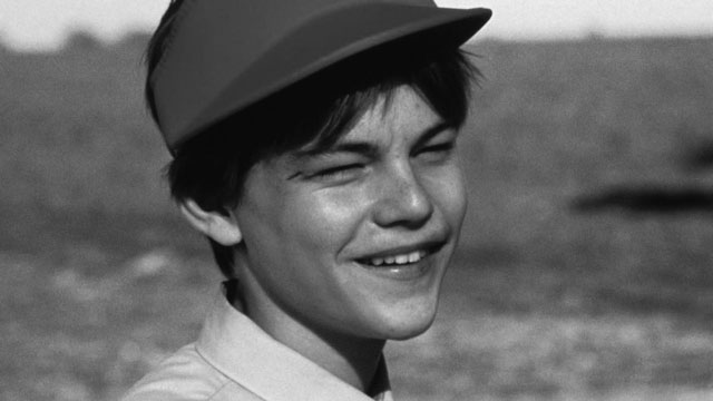 Leonardo Di Caprio Gilbert Grape 88. Oscar