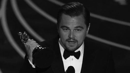 Leonardo DiCaprio 88. Oscar