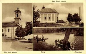 Szapáry-Eötvös kápolna